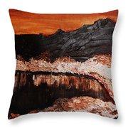 Oman Throw Pillow