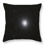 Omega Centauri Globular Star Cluster Throw Pillow
