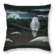 Omens Of Change Throw Pillow