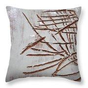 Omuyimbi  - Tile Throw Pillow