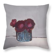 My Wedding Day Throw Pillow