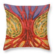 On Retreat Throw Pillow