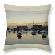 On The Cape Throw Pillow
