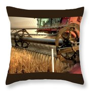 On The Move 1382 Throw Pillow