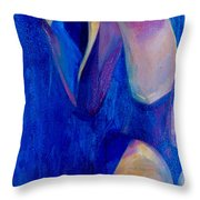 On The Path Throw Pillow