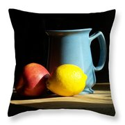 On The Table 1- Photograph Throw Pillow