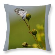 On The Tip Throw Pillow