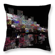 On The Waterfront 2 Throw Pillow