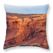 On The Way Throw Pillow