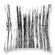 On The Way To Tractor Supply 3 32 Throw Pillow