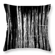 On The Way To Tractor Supply 3 33 Throw Pillow
