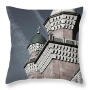 On This Earth Throw Pillow