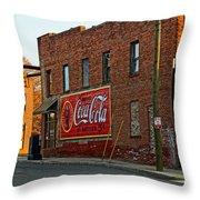 On Vance Street Throw Pillow