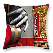 On West 42nd Street 4 Throw Pillow