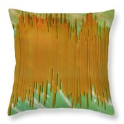 On Your Wall Popart Throw Pillow
