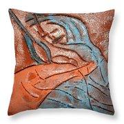 Ona - Tile Throw Pillow