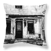 Once A Store Throw Pillow