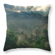 Once And Forever Throw Pillow