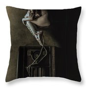 Once More Throw Pillow