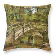 Once Upon A Time 2015 Throw Pillow