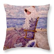 Once Upon A Time II Throw Pillow