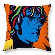 One After 909 Throw Pillow