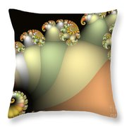One At A Time Throw Pillow