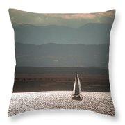 One Autumn Evening Throw Pillow