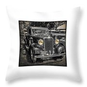 One Cool 1935 Dodge Pickup Throw Pillow