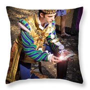 One Day My Prince Will Come Throw Pillow