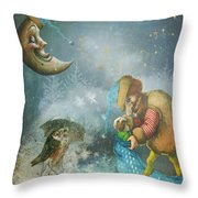 One Enchanting Evening Throw Pillow