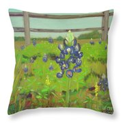 One In A Crowd Throw Pillow