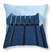 One London Place 5 Throw Pillow