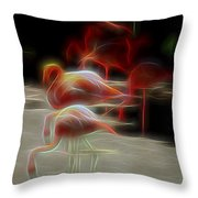 One Long Moment Throw Pillow