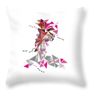 One May Become Stardust Throw Pillow