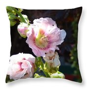 One Moment More  Throw Pillow