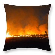One More Shot  Throw Pillow