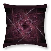 One Night In Kyoto Throw Pillow