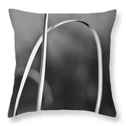 One Note Throw Pillow