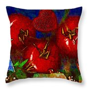 One Of Those Beautiful Still Life Throw Pillow