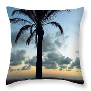 One Palm Throw Pillow