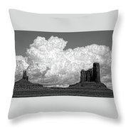 One Sky Above Us Throw Pillow