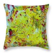 One Soul Throw Pillow