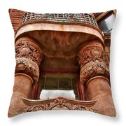 One Twenty Five Throw Pillow