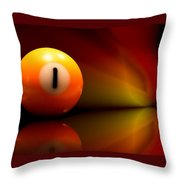 Oneonfire Throw Pillow