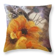Only A Whisper Throw Pillow