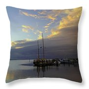 Only For A Moment  Throw Pillow