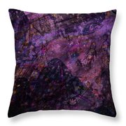Only Memories Throw Pillow