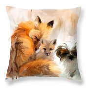 Only The Very Best Throw Pillow