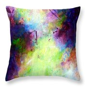 Only Time Will Tell Throw Pillow